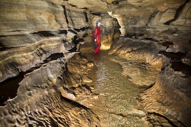 Daphne Soares 2, Anderson Spring Cave, Putnam Co, TN