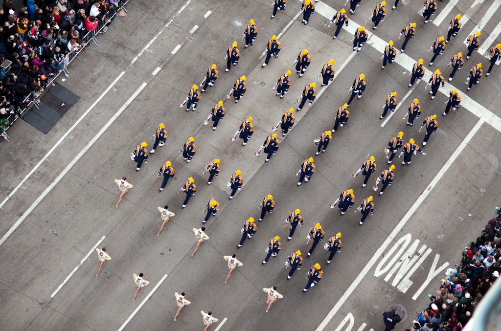 Intersection | Macy's Day Parade