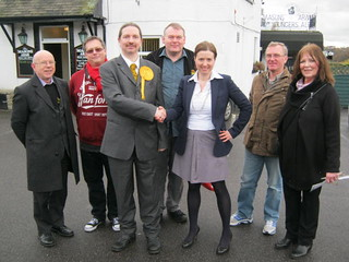 LibDems in Rotherham's snap byelection!
