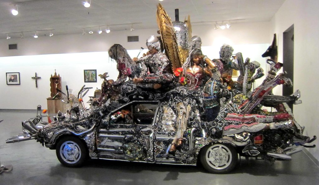 Art Car Museum >> Houston S Art Car Museum J No Flickr