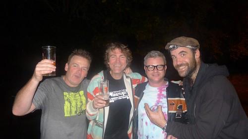 Steve ,Niv,Angus,and Rory McCann