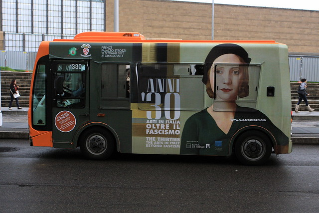 Mini-Bus - Florence, Italy