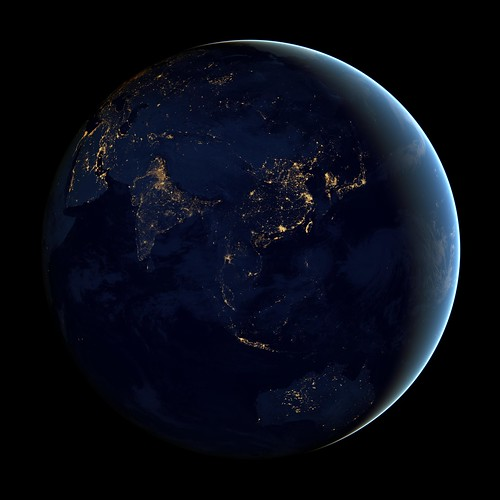Black Marble - Asia and Australia | by NASA Goddard Photo and Video