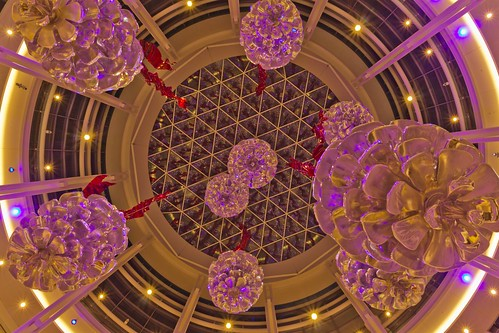 Lighted Atrium Looking Up! | by Kool Cats Photography over 12 Million Views