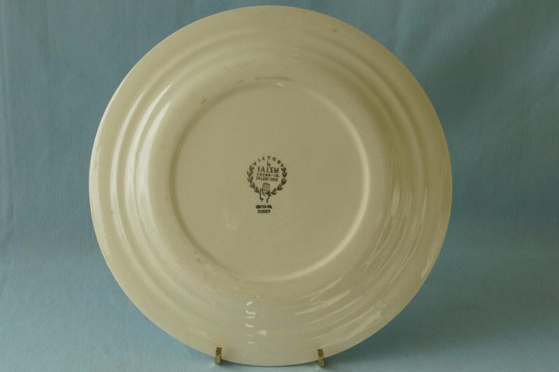 DSC01302 Salem Godey Plate with Victorian Fashion Ladies