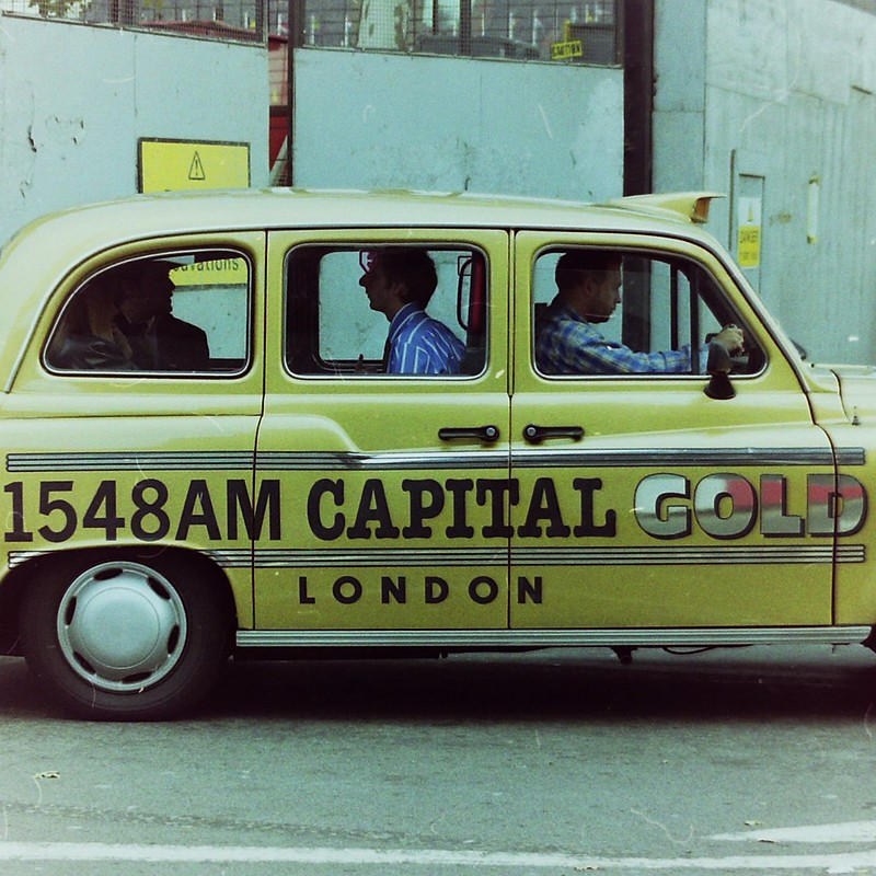 Gold Taxi