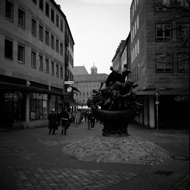 Narrenschiff (Ship of Fools)