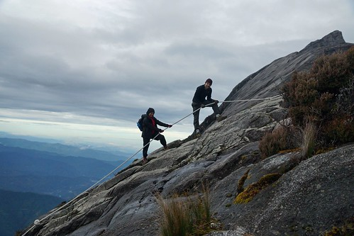 mountain trekking asia adventure climbing malaysia borneo summit mountkinabalu kinabalu