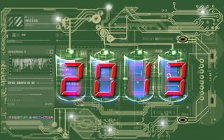 New Year 2013 Circuit Design
