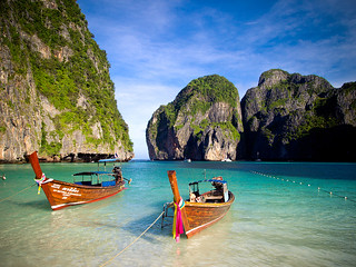 The Majestic Maya Bay of Thailand | by ericmontalban