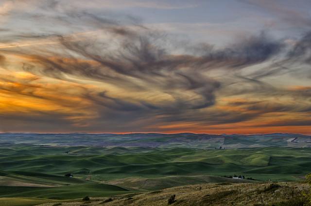 Palouse Sunset 4