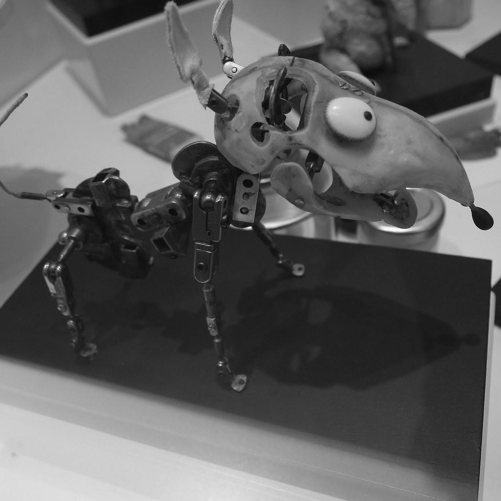 Art Of Frankenweenie Exhibition Frankenweenie Dscf2119 Hideya Hamano Flickr