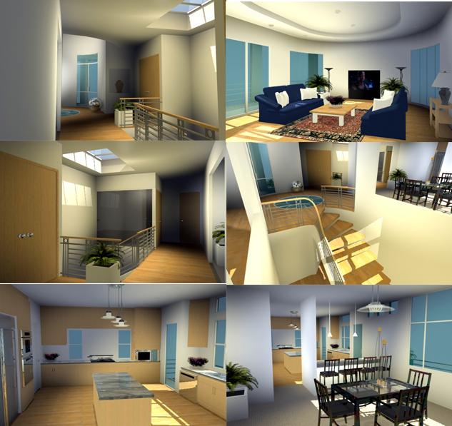 Gambar Desain Interior Rumah Minimalis A Photo On Flickriver