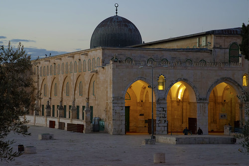 The Farthest Mosque (al-Masjid al-Aqsa § Bayt al-Muqaddas) in Jerusalem | by usaid.d4s