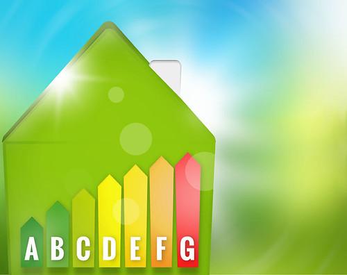 Egyre elterjedtebb az energiatakarékos házak építése.