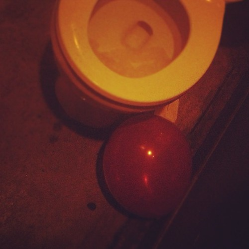 surprise? #redballoon | by sarahwulfeck
