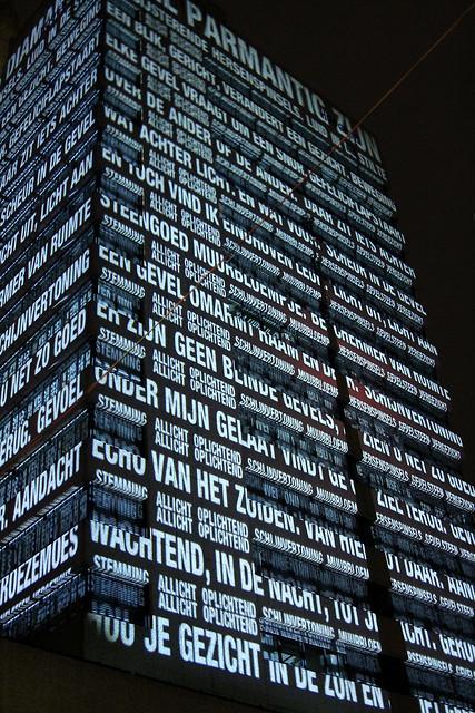 Gelaat - van het onbewogen gezicht naar het sprekende gelaat @ Glow 2012