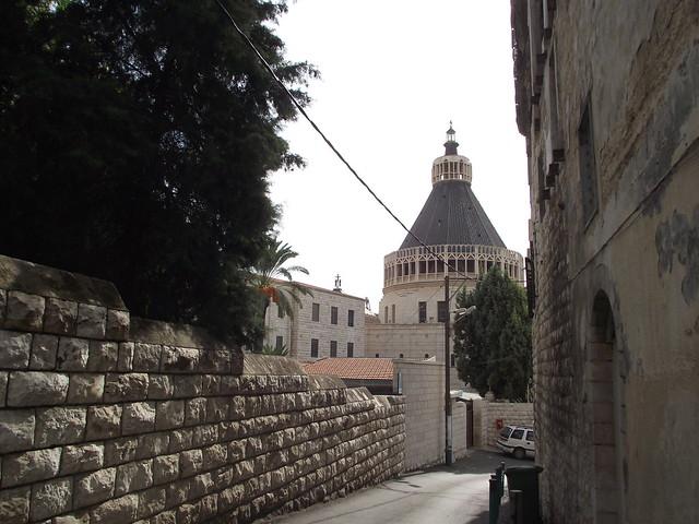 כנסיית הבשורה - נצרת
