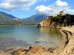 Пляж в Propriano