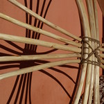 Yurt Crown Wheel Spokes