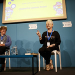 Jacqueline Wilson   The multi-award winning children's author presents her latest story © Helen Jones