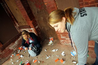 By Michelle Alcott Holyoke Needle Exchange | by Pioneer Photo