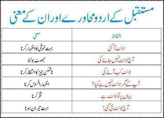 future-urdu-proverbs-Mahawarey-meaning | alizubair mirza