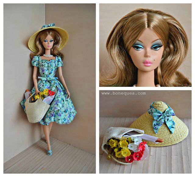 Barbie Silkstone Market Day