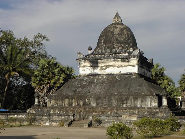 A temple in Luang Prabang, Laos