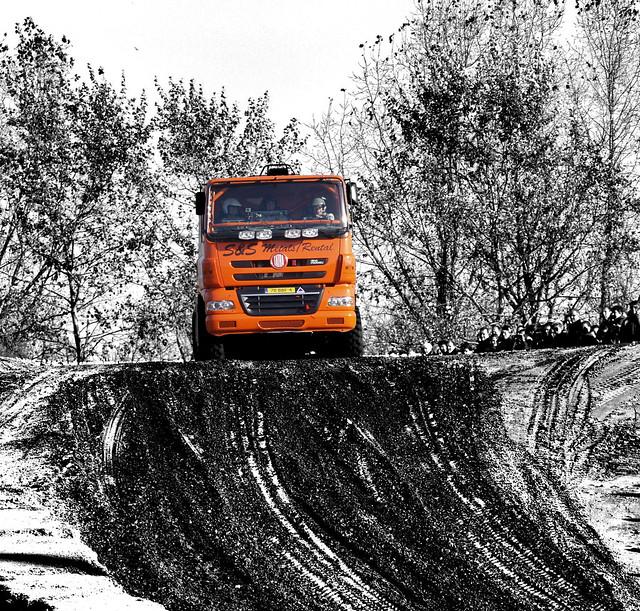 Tatra Phoenix, Dakar Preproloog