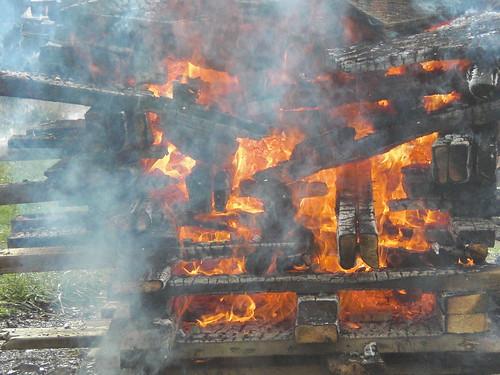 Bonfire Level: Jenga | by thievingjoker
