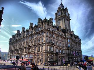 The Balmoral Hotel, Edinburgh | by photphobia