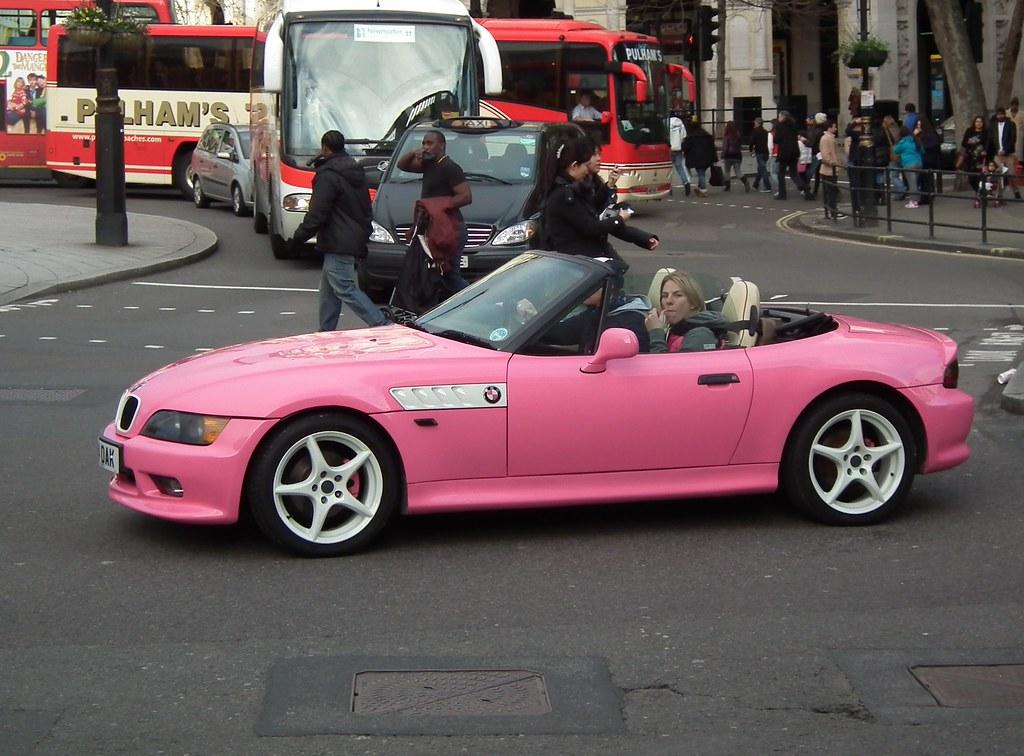 Bmw Barbie Car