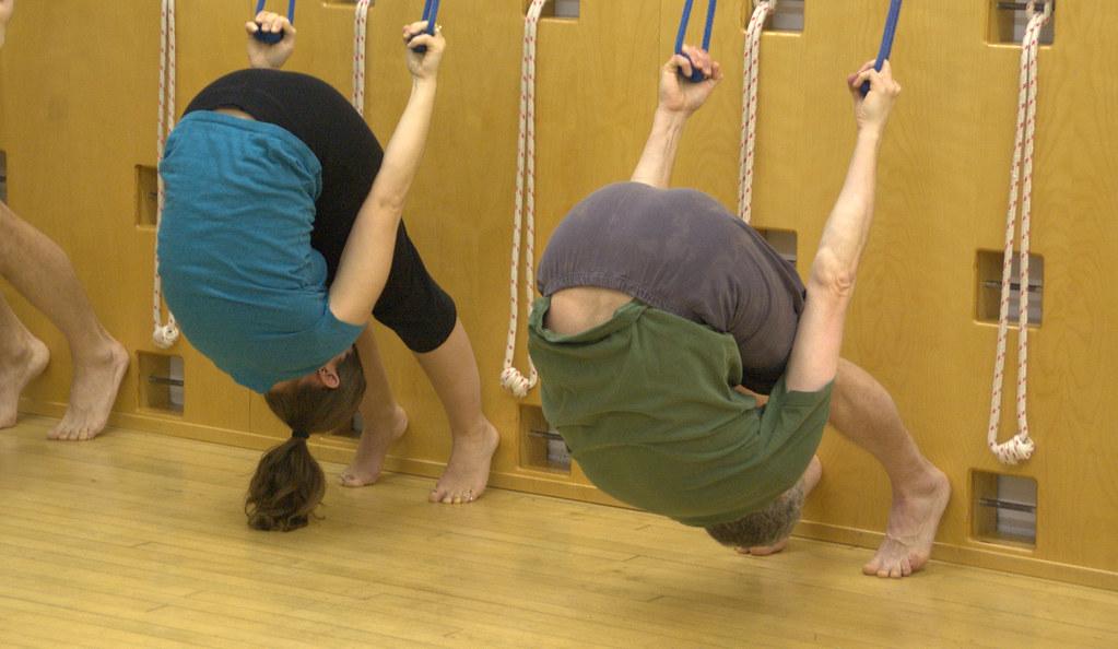 Paschimottanasana Rope Series Yoga Place Class Photos 11 Flickr