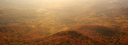 fall sunrise virginia hiking roanoke blueridgeparkway appalachianmountains appalachians swva sharptopmountain