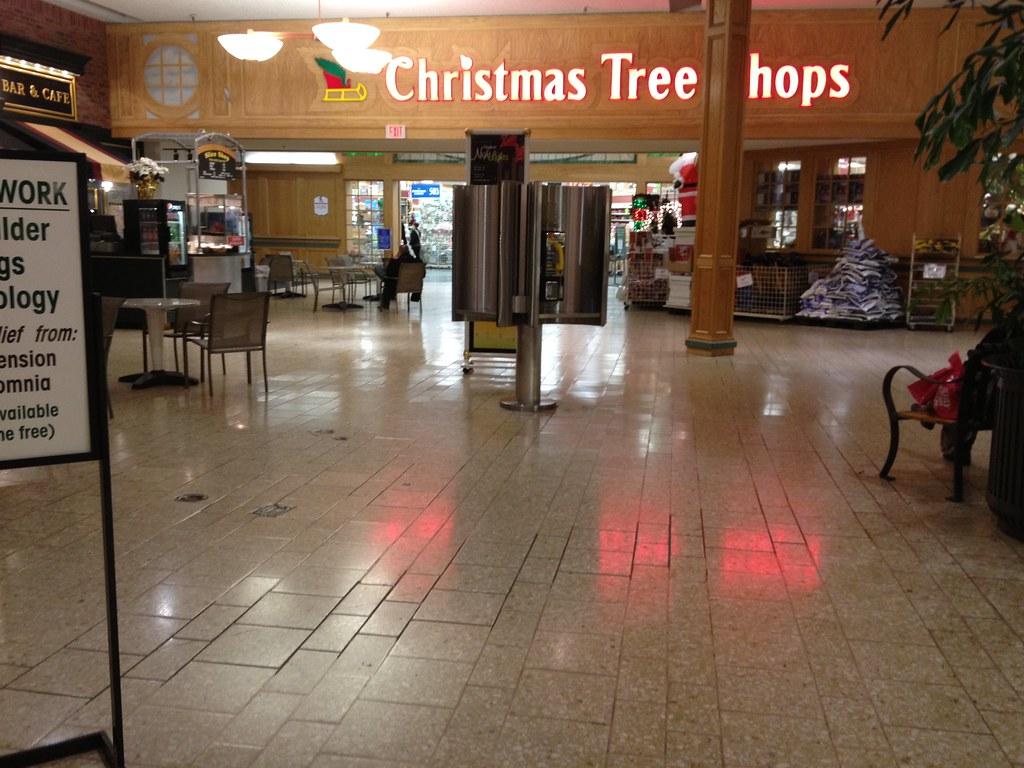 Christmas Tree Shops Holyoke Mall Mike Kalasnik Flickr