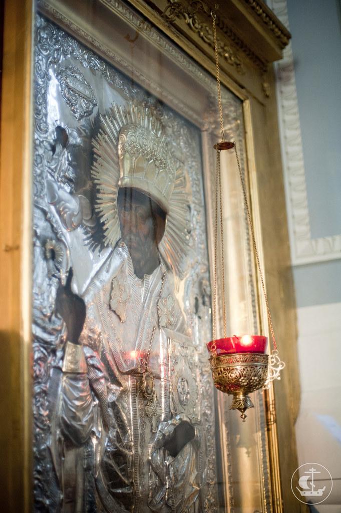 18-19 декабря 2012, День памяти cвятителя Николая, архиепископа Мир Ликийских чудотворца
