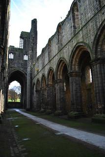 Kirkstall Abbey | by faoch