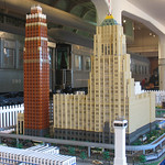 2012 Michigan LEGO Train Club Display at The Henry Ford Museum