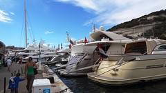 Яхты на причале в Bonifacio