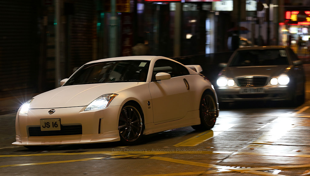 North Point Nissan >> Nissan 350z North Point Hong Kong Japanese Ahead Of The Flickr