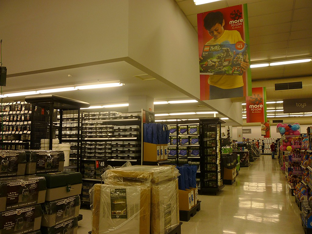 K Mart   Store   Old Style