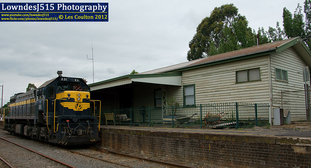X31 at Traralgon by LowndesJ515