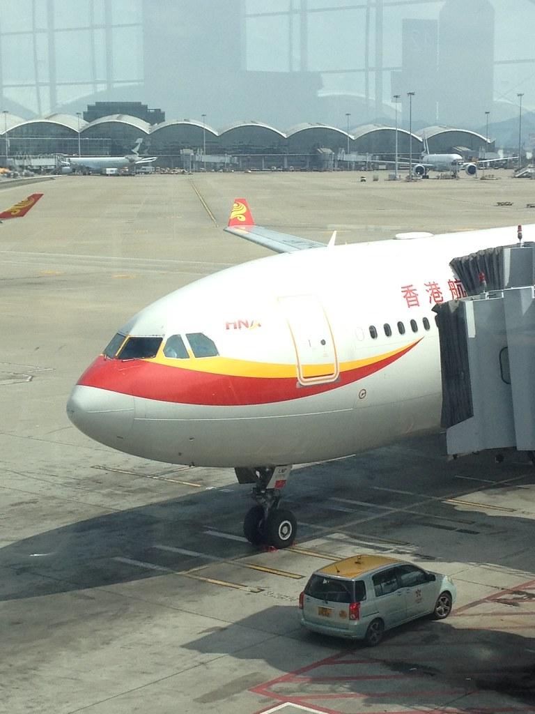 Hong Kong Airlines' B-LNF: Airbus A330-200