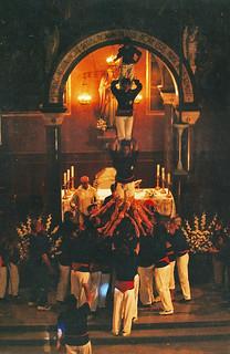 012 1995 Pilar a l'església i Diada del Gall | by Cargolins