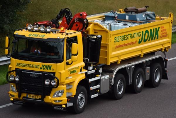 nl] sierbestrating jonk ginaf cf 61-bhk-3 | truck_photos | flickr