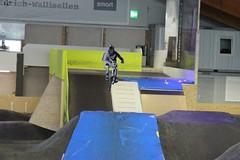 2015.01.31_Training Indoor Bikepark Pfäffikon