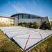 Instal·lació de plaques solars al CEM Sagnier