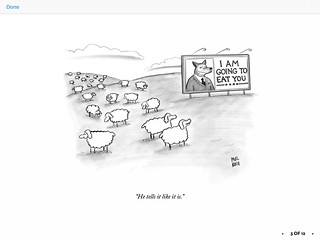 I Am Going To Eat You - Paul Noth | by swanksalot