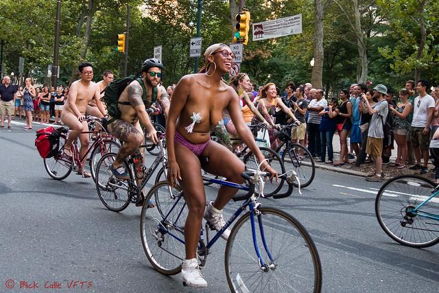 Philadelphia Naked Bike Ride #3